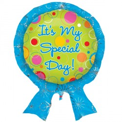 IT'S MY SPECIAL DAY AWARD SHAPE SALE