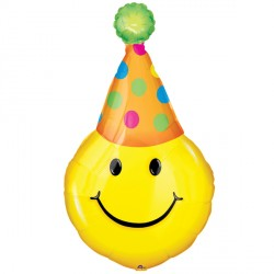 PARTY HAT SMILES SHAPE SALE