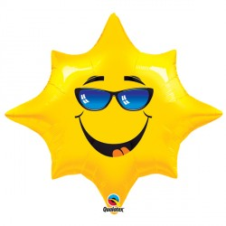 KEEP COOL! SUNSHINE SHAPE SALE