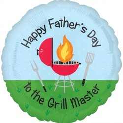 GRILL MASTER HAPPY FATHER'S DAY STANDARD S40 PKT