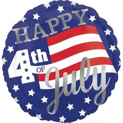 HAPPY 4TH JULY STANDARD S40 PKT