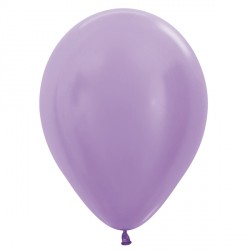 "LILAC 450 5"" SEMPERTEX SATIN (100CT)"