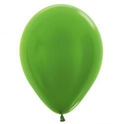 "LIME GREEN 531 5"" SEMPERTEX METALLIC (100CT)"