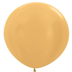 "GOLD 570 36"" SEMPERTEX METALLIC (2CT)"