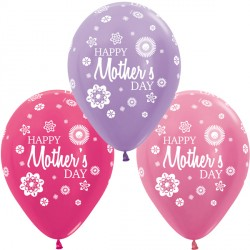 "MOTHER'S DAY 12"" ASSORTMENT SEMPERTEX (25CT)"