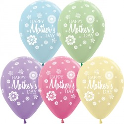 "MOTHER'S DAY 12"" ASSORTMENT 2 SEMPERTEX (25CT)"