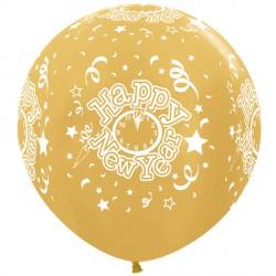 "NEW YEAR 36"" GOLD SEMPERTEX (2CT)"