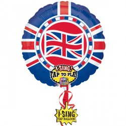 UNION JACK ANTHEM SING-A-TUNE P60 PKT