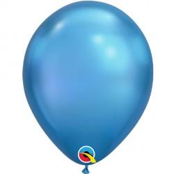 "BLUE 11"" CHROME (25CT) LCX"