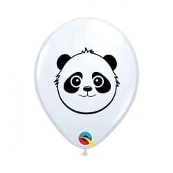"""PANDA BEAR 5"""" WHITE (100CT)"""