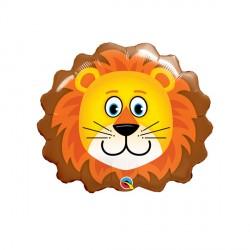 "LOVABLE LION 14"" MINI SHAPE FLAT"