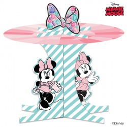 MINNIE MOUSE PARTY GEM CUPCAKE STAND (1CT X 6 PACKS)