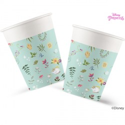 DISNEY TRUE PRINCESS PAPER CUPS  (8CT X 6 PACKS)