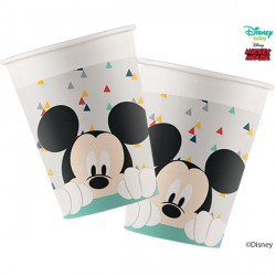 MICKEY MOUSE AWESOME PAPER CUPS  (8CT X 6 PACKS)