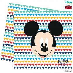 MICKY MOUSE AWESOME PAPER NAPKINS 3-PLY (20CT X 6 PACKS)