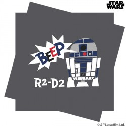 STAR WARS PAPER CUT PAPER NAPKINS 3-PLY (20CT X 6 PACKS)
