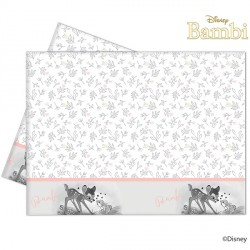 BAMBI CUTIE PARTY TABLECOVER (1CT X 6 PACKS)