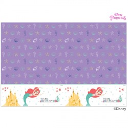 DISNEY ARIEL UNDER THE SEA PARTY TABLECOVER (1CT X 6 PACKS)