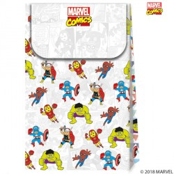 AVENGERS POP COMIC PAPER BAGS (6CT X 6 PACKS)