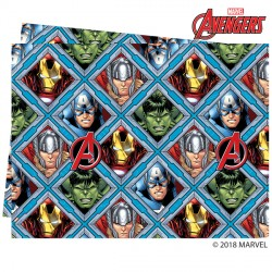 AVENGERS MIGHTY TABLE COVER (1CT X 6 PACKS)