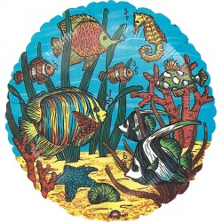 "UNDER THE SEA 18"" SALE"