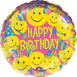"SMILES BIRTHDAY 18"" SALE"
