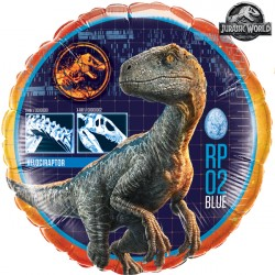 "JURASSIC WORLD 18"" PKT"