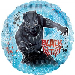 BLACK PANTHER JUMBO SHAPE P38 PKT