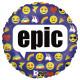"""EMOJI EPIC 18"""" PKT"""