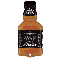 """AGED TO PERFECTION 34"""" SHAPE D PKT"""