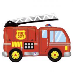 """FIRETRUCK 40"""" SHAPE E PKT"""