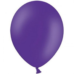 "ROYAL LILAC 12"" PASTEL BELBAL (100CT)"
