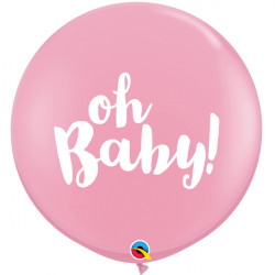 OH BABY! 3' PINK (2CT) DF