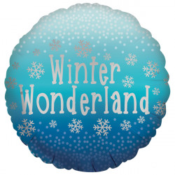 WINTER WONDERLAND SATIN STANDARD S40 PKT