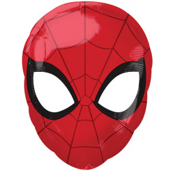 SPIDER-MAN ULTIMATE HEAD JUNIOR SHAPE S60 PKT
