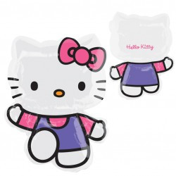 HELLO KITTY PINK & PURPLE SHAPE FLAT SALE