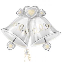 WEDDING BELLS SHAPE FLAT SALE
