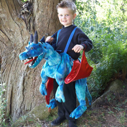 DRAGON RIDE ON AGE 3+ ONE SIZE