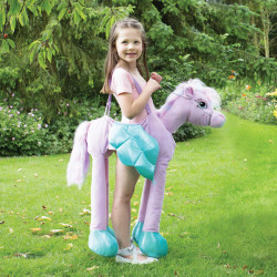 FAIRY TALE PONY RIDE ON AGE 3+ ONE SIZE