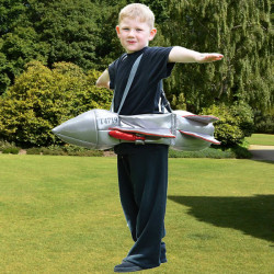 JET RIDE ON AGE 3+ ONE SIZE