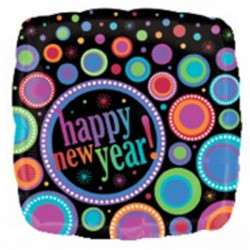 """RING IN THE NEW YEAR 18"""" SALE"""
