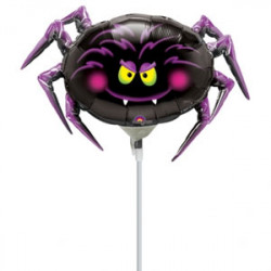 "SPIDER 14"" SALE INFLATED WITH CUP & STICK"