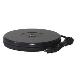 BALLOON AUTOMATIC TURNTABLE WITH LED (UK PLUG)
