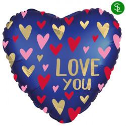 NAVY LOVE STANDARD S40 PKT