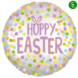 HOPPY SATIN EASTER STANDARD S40 PKT