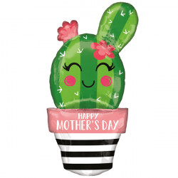 CATUS HAPPY MOTHER'S DAY SHAPE P30 PKT