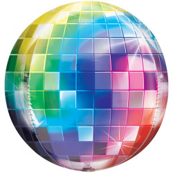 DISCO BALL ORBZ G20 PKT