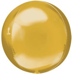 GOLD ORBZ JUMBO P45 FLAT (3CT)