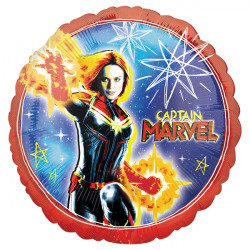CAPTAIN MARVEL STANDARD S60 PKT