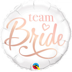 "TEAM BRIDE 18"" PKT"